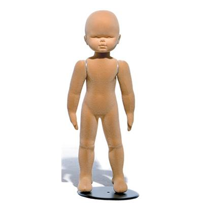 Childrens Plastic Coated Mannequin - Age 9 Months