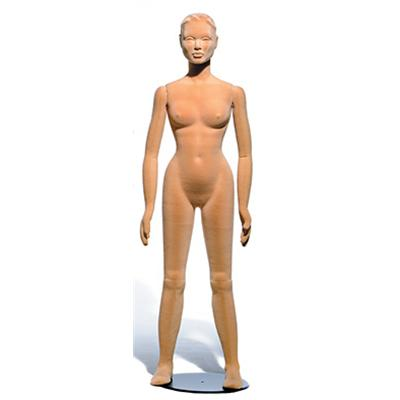 Childrens Plastic Coated Female Mannequin - Age 15