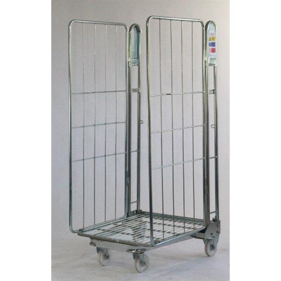 Stock Trolley 2 Sided Nestable