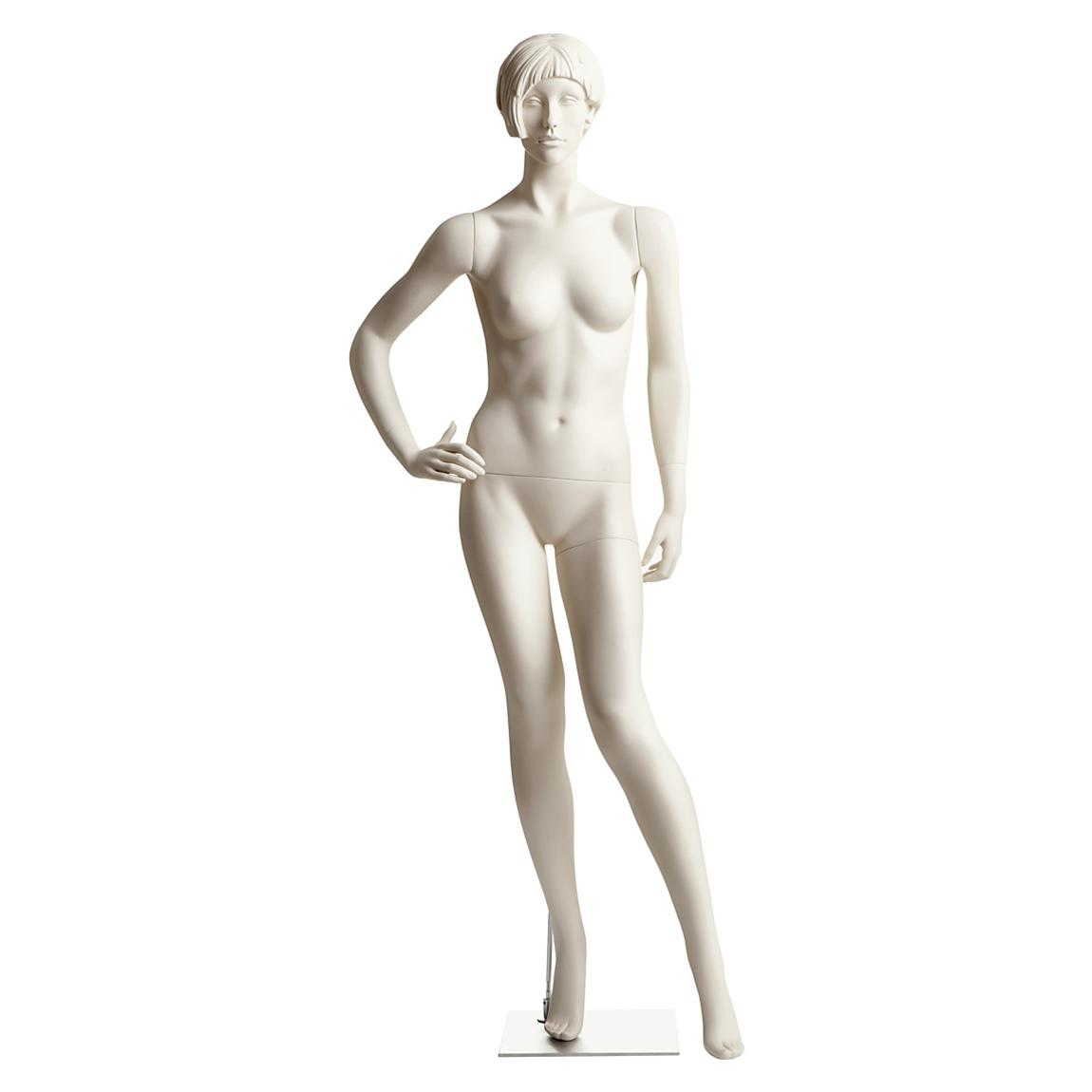 Full Mannequin - Woman Right Hand On Hip