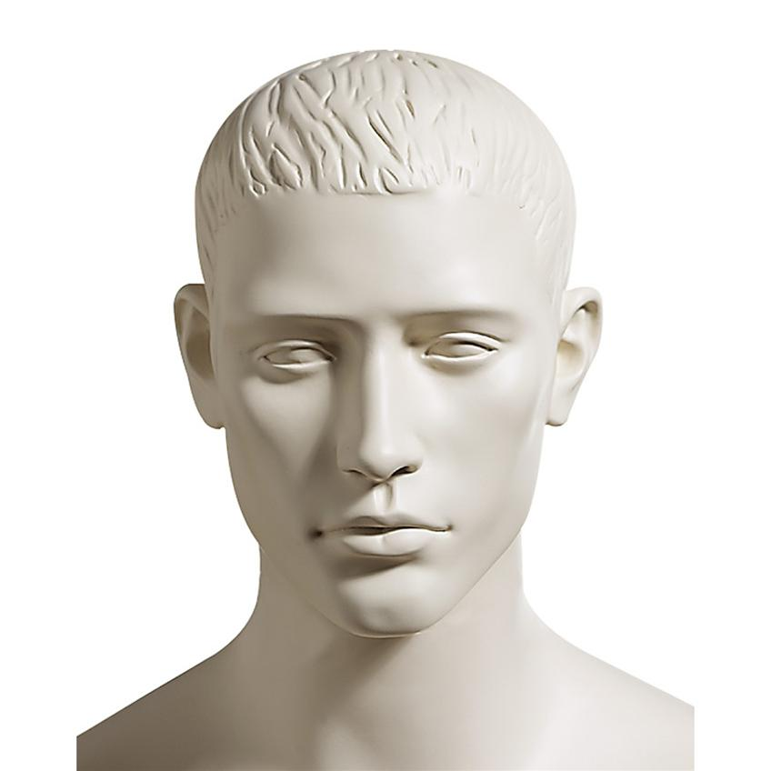 Male Mannequin Head 821