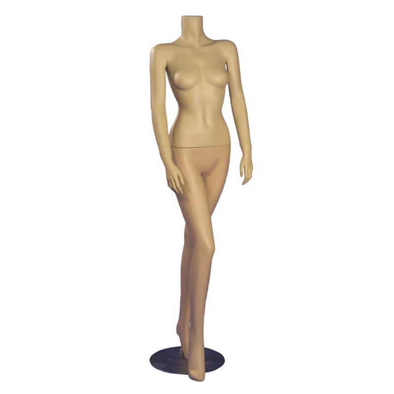 RE.R1210 Headless Fleshtone Amy Mannequin