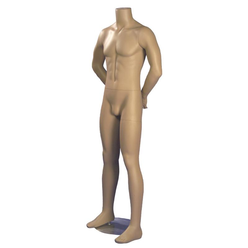 RE.R1222 Headless Fleshtone Ben Mannequin