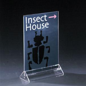 A5 Doubled Sided Information Holder (Priced & Packed in 10s)