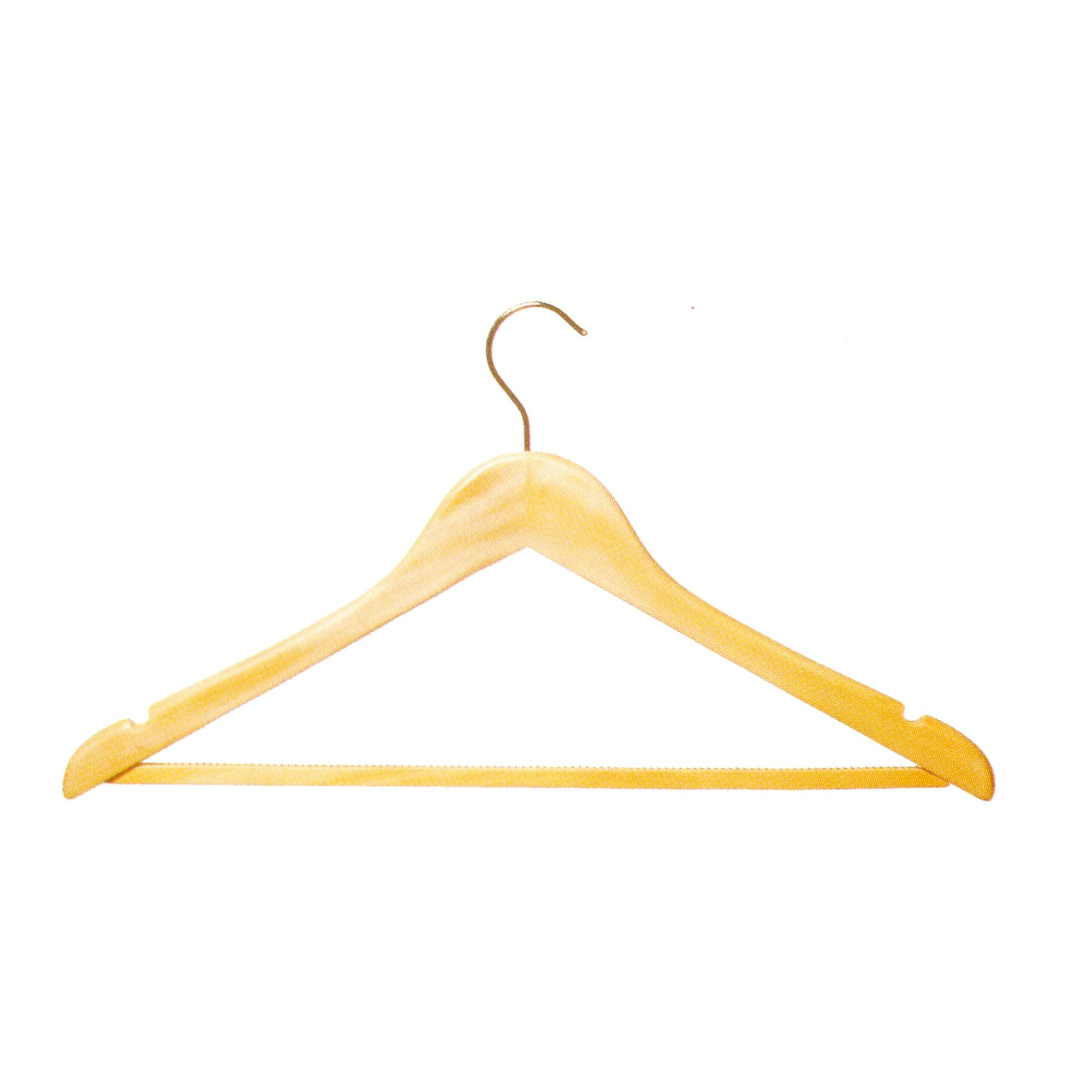 Shaped Suit Hanger