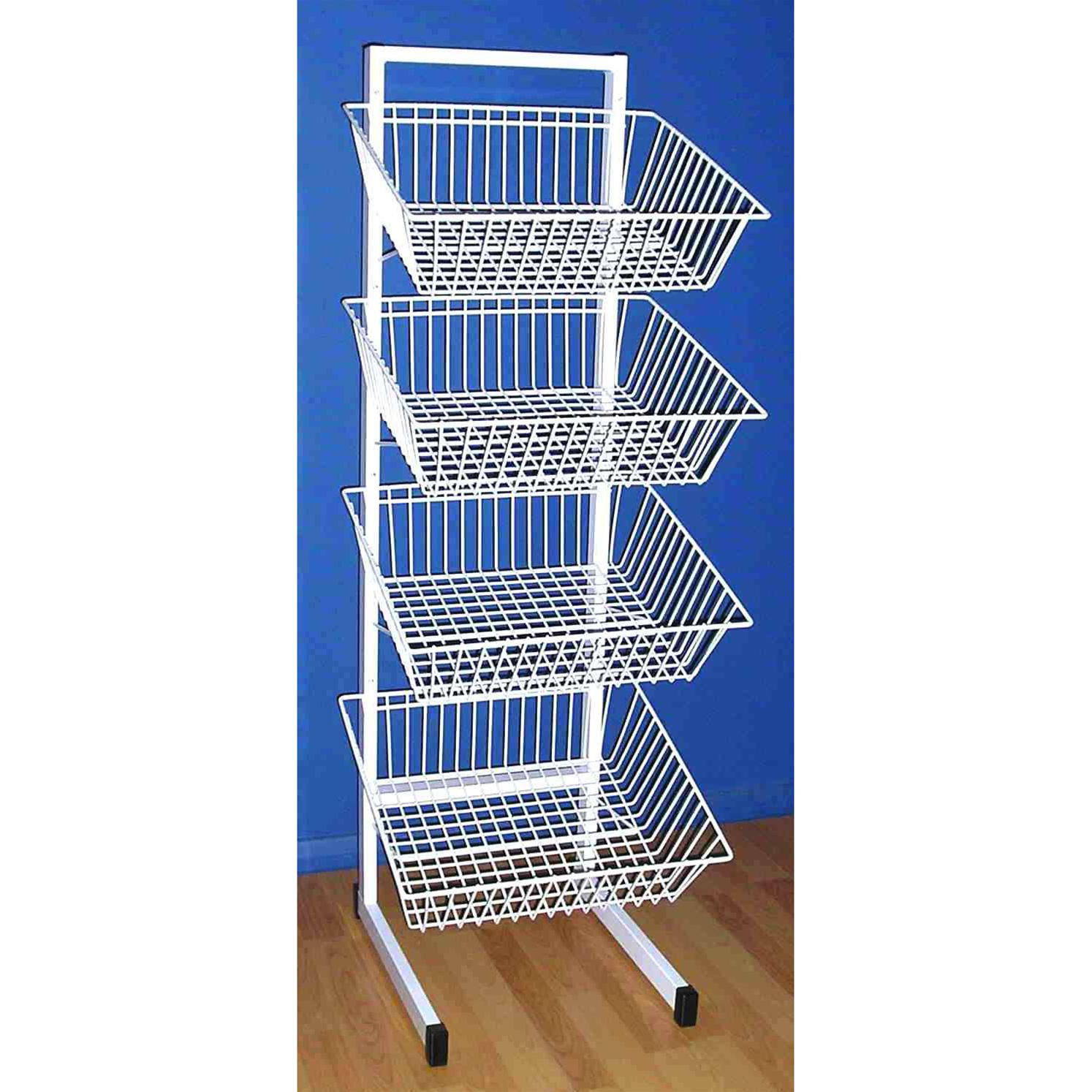 4 Tier Stand (4 baskets)