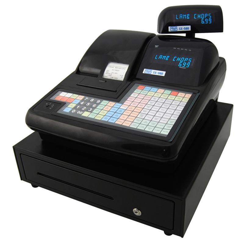 Geller SX580 Cash Register