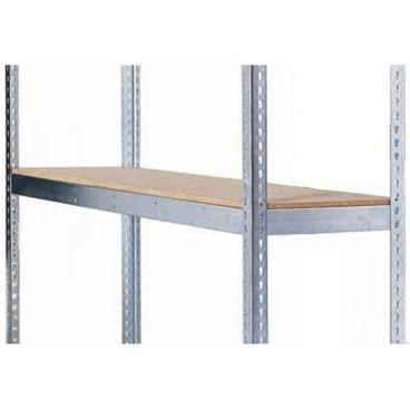 *ADDITIONAL SHELF* Galvanised Heavy Duty Warehouse Shelving Chipboard Shelves 1830mm Wide