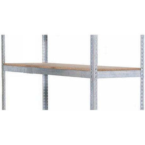 *ADDITIONAL SHELF* Galvanised Heavy Duty Warehouse Shelving Chipboard Shelves 2440mm Wide