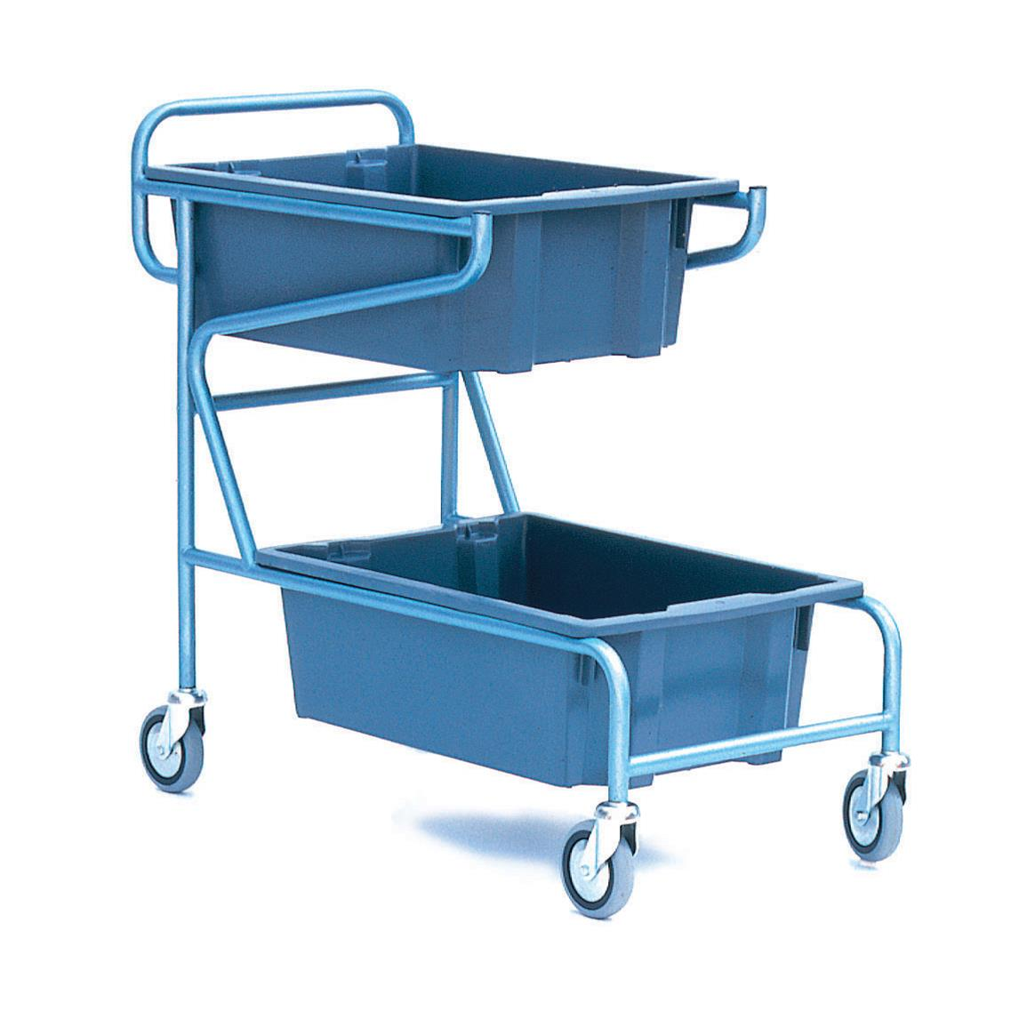 Warehouse / Order Picking Trolley