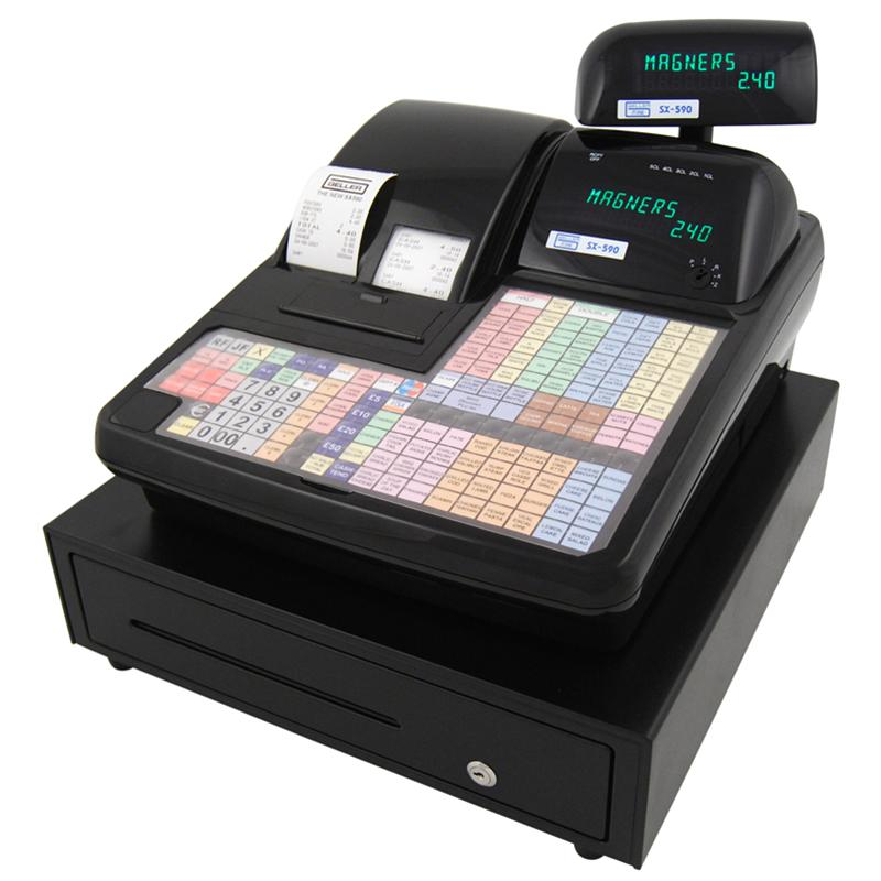 Geller SX590 Cash Register