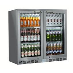 Double Door Bottle Chiller