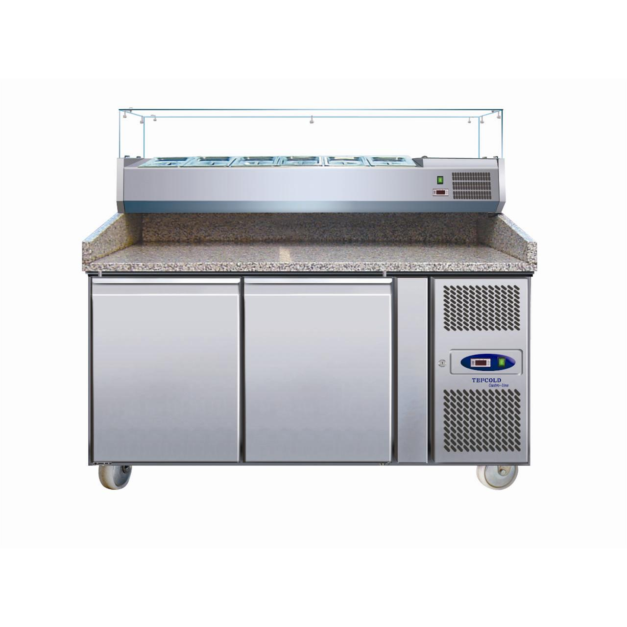 Gastronorm Preparation Table