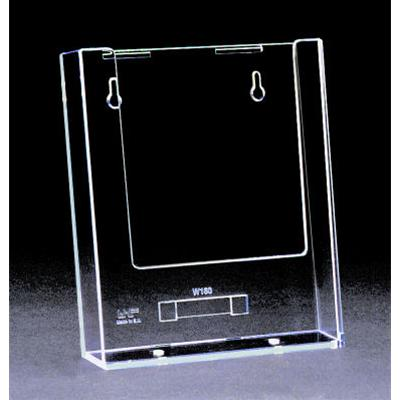 A5 Portrait Brochure Holder - 10 Pack