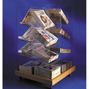 Newspaper Stands - Compact Cube