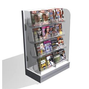 Magazine Freestanding - 16 Full Face