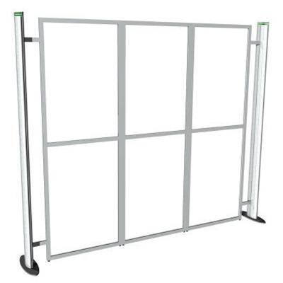 Metro Portable Straight Display Stand