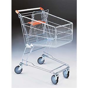 Supermarket Trolley 120 Litre Traditional