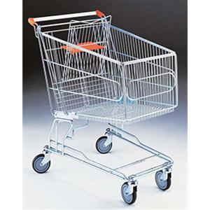 Supermarket Trolley 180 Litre Traditional