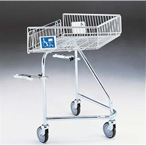 Disabled Shopping Trolley - 62 Litre