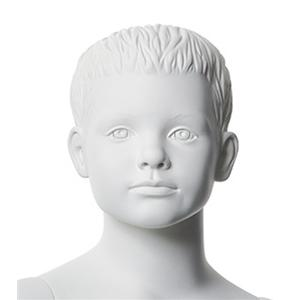 Mason With Sculptured Hair - White
