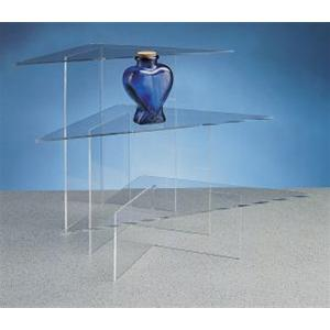 Triangular Pedestal Set