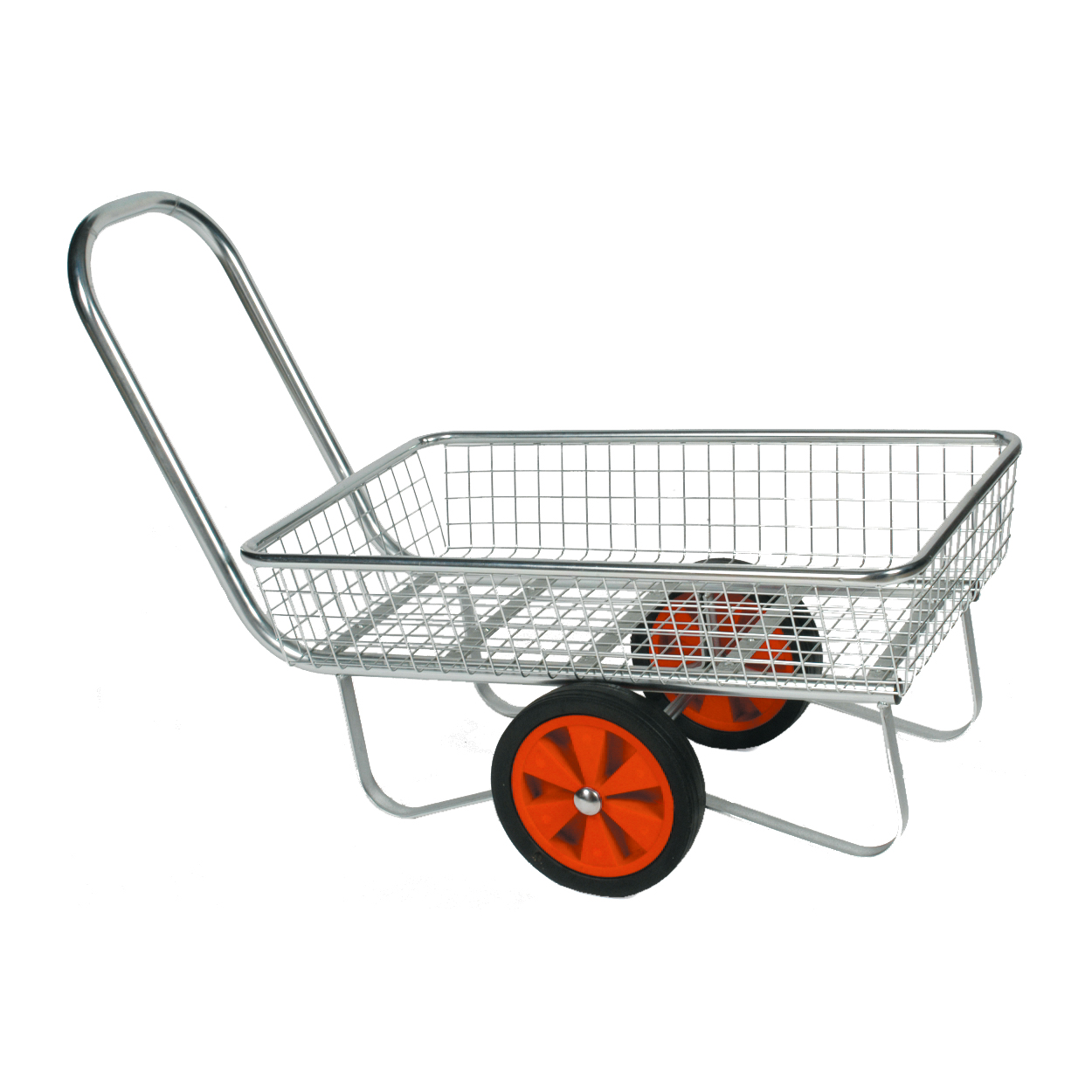 Garden Centre Trolley Flatbed Transportation Trolleys