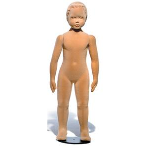 Childrens Natural Finish Mannequin - Age 4-5