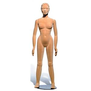 Childrens Natural Finish Female Mannequin - Age 15
