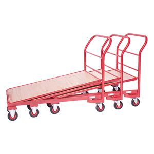 Nesting Cash & Carry Trolley