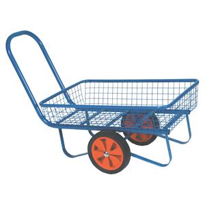 Powder Coated Garden Centre Trolley