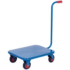 Low Platform Trolley - Solid