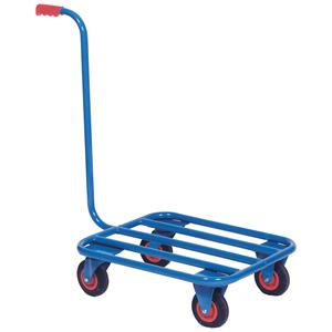 Low Platform Trolley - Bars