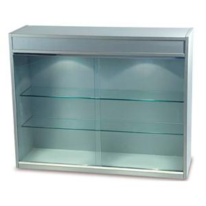 Wall Showcase Cabinet