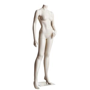 Female Headless Mannequin- Left Hand in Pocket