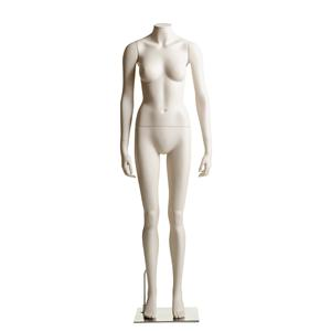 Female Headless Mannequin- Arms at Side