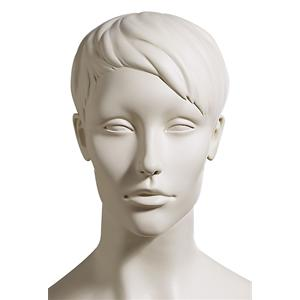 Female Mannequin Head 817