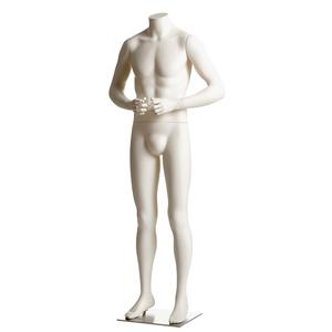 Male Headless Mannequin- Hands in Front