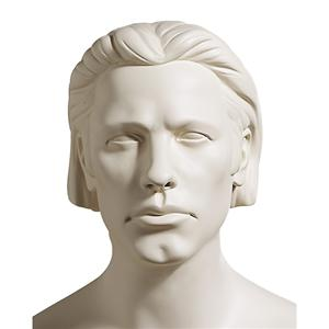 Male Mannequin Head 812