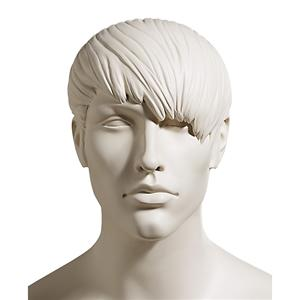 Male Mannequin Head 814