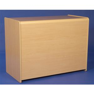 Flat-Packed  Counter Solid