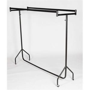 Parallel Double Garment Rail