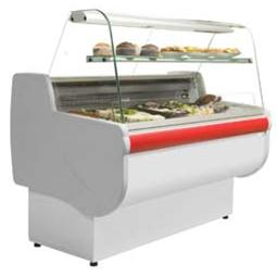 Slimline Serve Over Counter