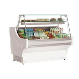 Serve-over Counter/Flat Glass