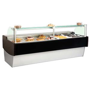 Serve-over Counter For Patisserie