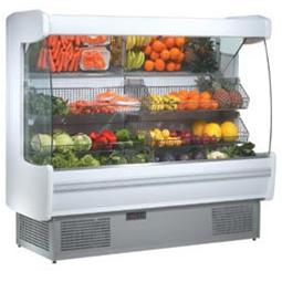 Wall Site Multideck For Fruit & Veg