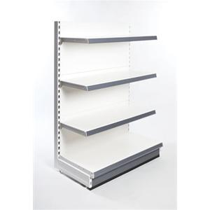 Supermarket Shelving & Shop Shelving - Gondola End Bay
