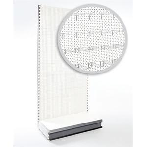 Supermarket Shelving & Shop Shelving - Pegboard Shelving