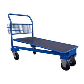 Cash and Carry Trolley - Blue