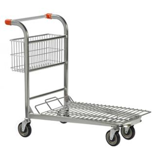 Warehouse & Cash & Carry Trolley - Fixed Basket